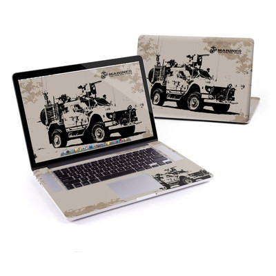 MacBook Pro Retina 15in Skin - Artillery