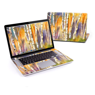 MacBook Pro Retina 15in Skin - Aspens