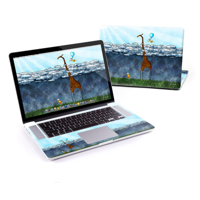 MacBook Pro Retina 15in Skin - Above The Clouds