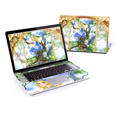 MacBook Pro Retina 15in Skin - Alice's Tea Time