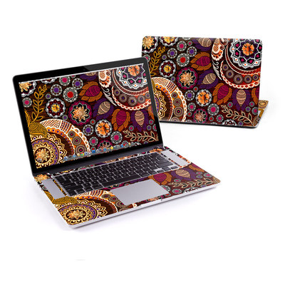 MacBook Pro Retina 15in Skin - Autumn Mehndi