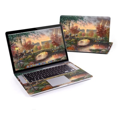 MacBook Pro Retina 15in Skin - Autumn in New York