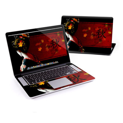 MacBook Pro Retina 15in Skin - Autumn