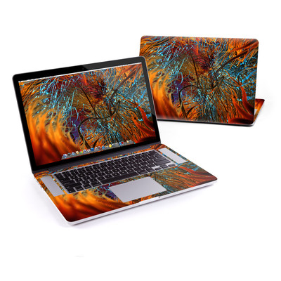 MacBook Pro Retina 15in Skin - Axonal