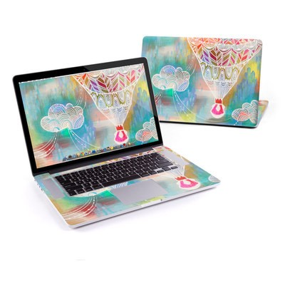 MacBook Pro Retina 15in Skin - Balloon Ride