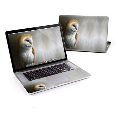 MacBook Pro Retina 15in Skin - Barn Owl