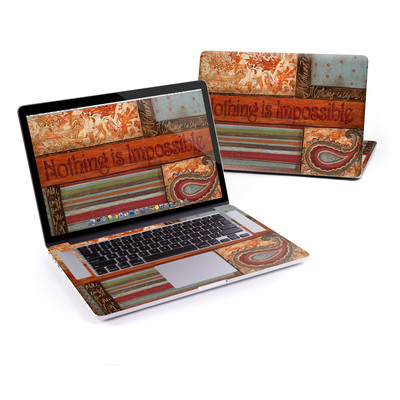 MacBook Pro Retina 15in Skin - Be Inspired