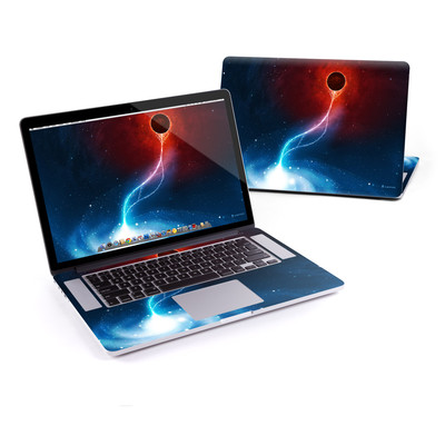 MacBook Pro Retina 15in Skin - Black Hole
