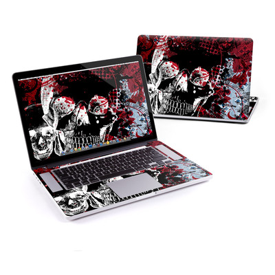 MacBook Pro Retina 15in Skin - Blast
