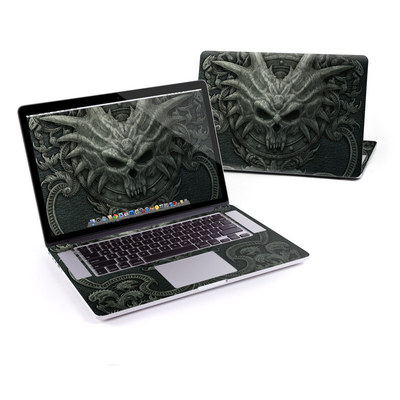 MacBook Pro Retina 15in Skin - Black Book