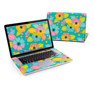 MacBook Pro Retina 15in Skin - Blossoms