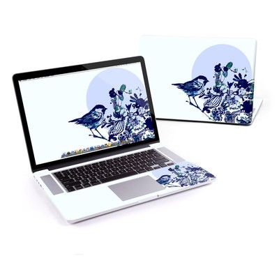 MacBook Pro Retina 15in Skin - Bluebird