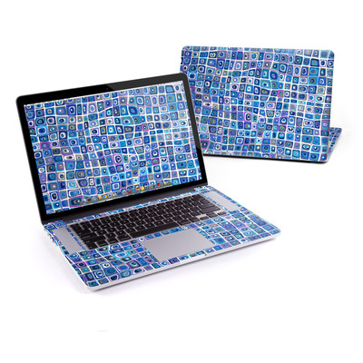 MacBook Pro Retina 15in Skin - Blue Monday
