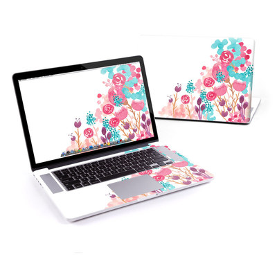 MacBook Pro Retina 15in Skin - Blush Blossoms