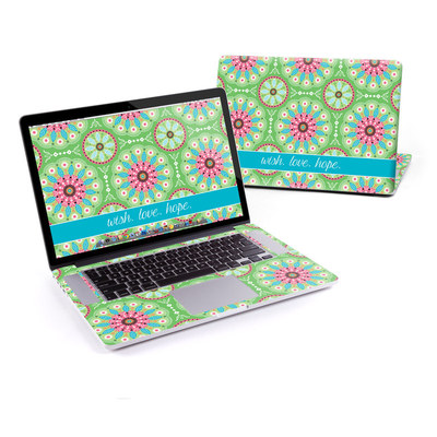 MacBook Pro Retina 15in Skin - Boho