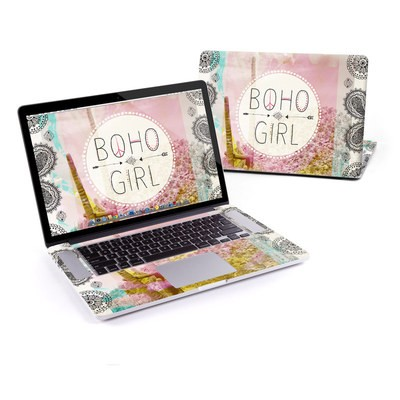 MacBook Pro Retina 15in Skin - Boho Girl