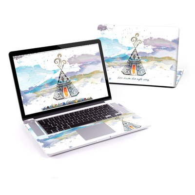 MacBook Pro Retina 15in Skin - Boho Teepee