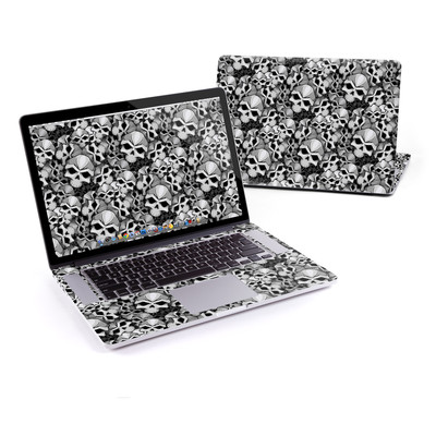MacBook Pro Retina 15in Skin - Bones