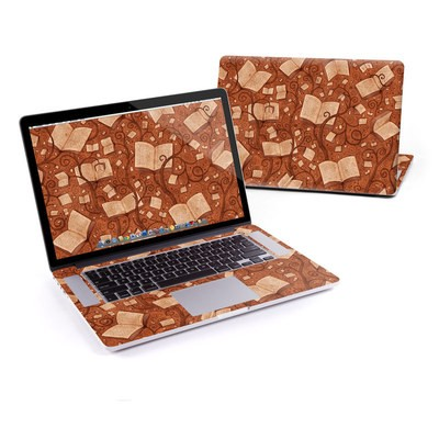 MacBook Pro Retina 15in Skin - Books