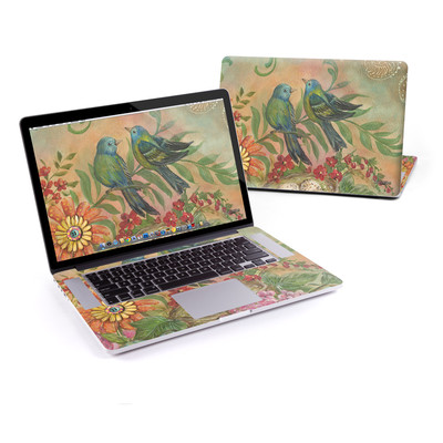 MacBook Pro Retina 15in Skin - Splendid Botanical