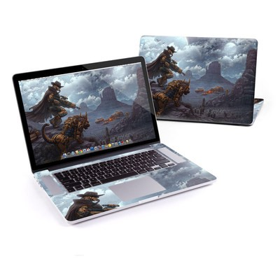 MacBook Pro Retina 15in Skin - Bounty Hunter