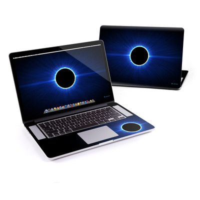 MacBook Pro Retina 15in Skin - Blue Star Eclipse