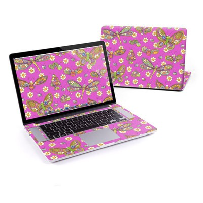 MacBook Pro Retina 15in Skin - Buggy Sunbrights
