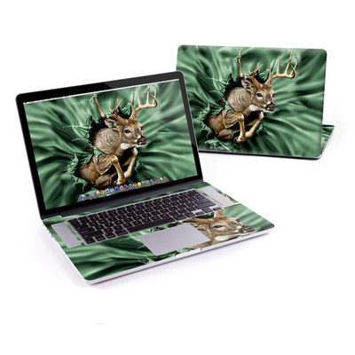 MacBook Pro Retina 15in Skin - Break Through Deer