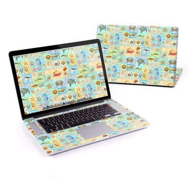 MacBook Pro Retina 15in Skin - By The Shore