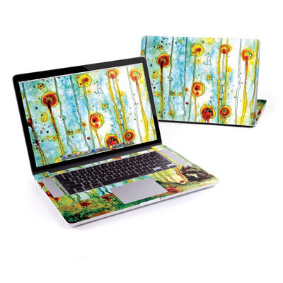 MacBook Pro Retina 15in Skin - Beneath The Surface