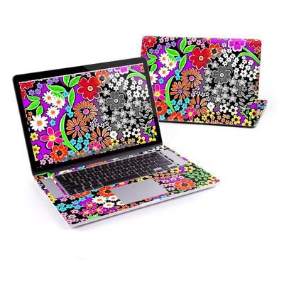 MacBook Pro Retina 15in Skin - A Burst of Color