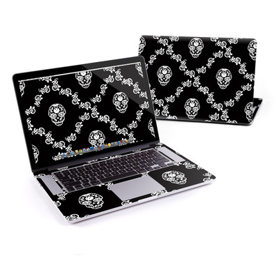 MacBook Pro Retina 15in Skin - Calavera Lattice