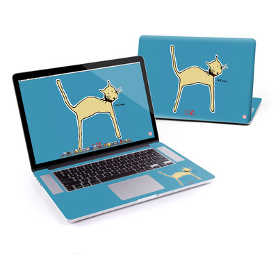 MacBook Pro Retina 15in Skin - Cat