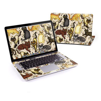 MacBook Pro Retina 15in Skin - Cats
