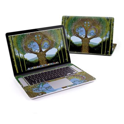 MacBook Pro Retina 15in Skin - Celtic Tree