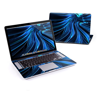 MacBook Pro Retina 15in Skin - Cerulean