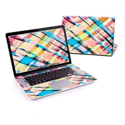 MacBook Pro Retina 15in Skin - Check Stripe
