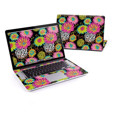 MacBook Pro Retina 15in Skin - Chrysanthemum