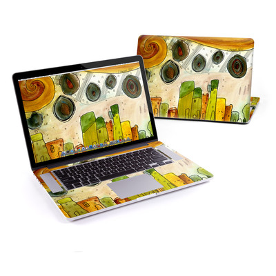MacBook Pro Retina 15in Skin - City Life