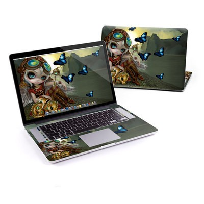 MacBook Pro Retina 15in Skin - Clockwork Dragonling
