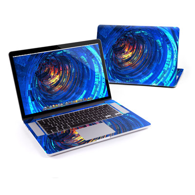 MacBook Pro Retina 15in Skin - Clockwork