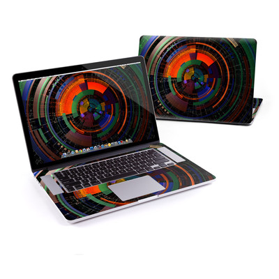 MacBook Pro Retina 15in Skin - Color Wheel