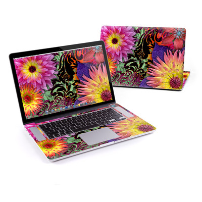 MacBook Pro Retina 15in Skin - Cosmic Damask