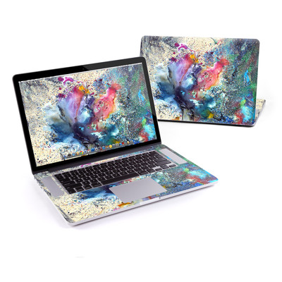MacBook Pro Retina 15in Skin - Cosmic Flower