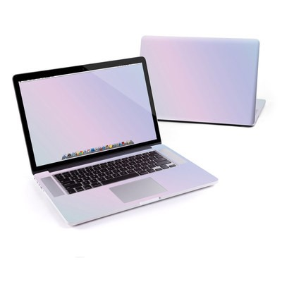 MacBook Pro Retina 15in Skin - Cotton Candy