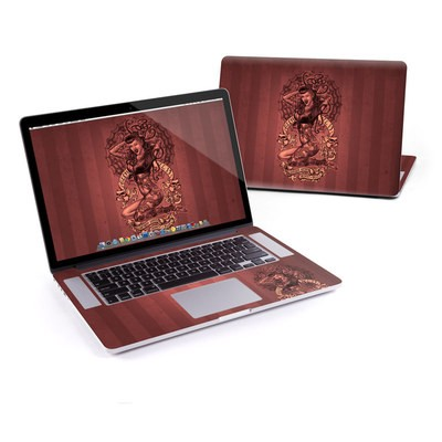 MacBook Pro Retina 15in Skin - If Looks Could Kill
