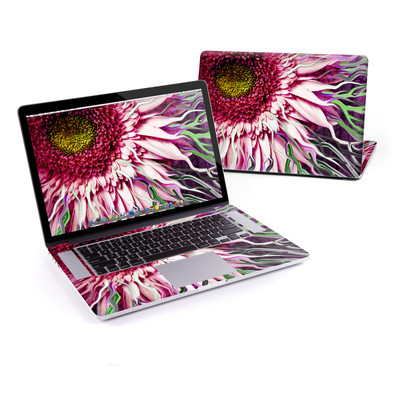 MacBook Pro Retina 15in Skin - Crazy Daisy