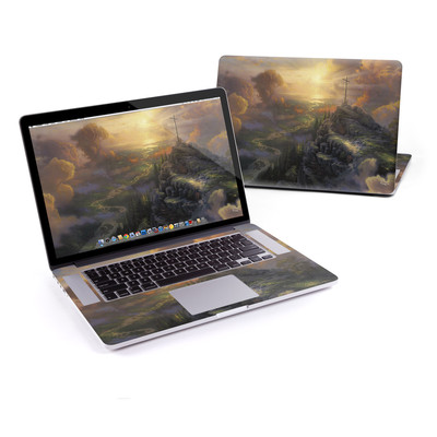 MacBook Pro Retina 15in Skin - The Cross