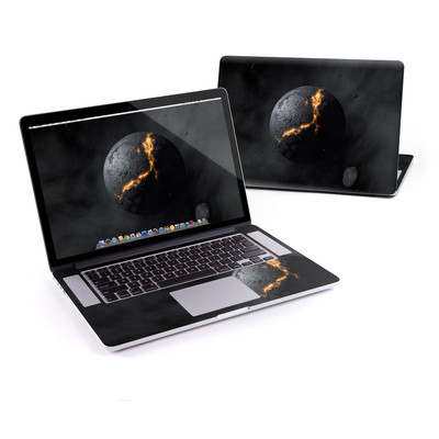 MacBook Pro Retina 15in Skin - Crucible