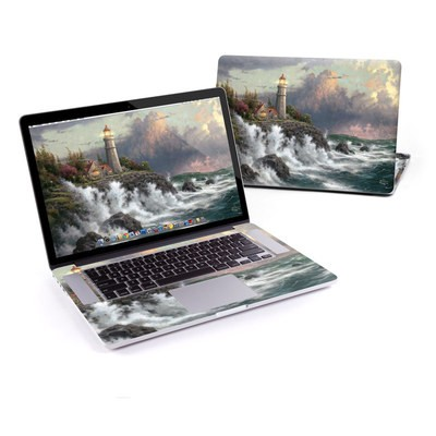 MacBook Pro Retina 15in Skin - Conquering the Storms